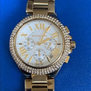 Beautiful Excellent Condition Michael Kors Watch
